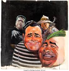 Frank Frazetta Movies Are Better Than Ever Jonathan Winters Comedy ...
