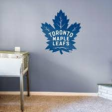 Toronto Maple Leafs Fathead Giant Removable Decal