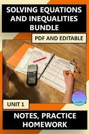 multi step equations inequalities