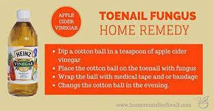 toenail fungus home remes