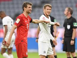 "Бавария"" — ""Айнтрахт"" — 5:2, 23 мая 2020, обзор матча Бундеслиги ..."
