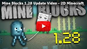 mine blocks 1 28 update changelog