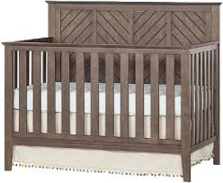 Child Craft Forever Eclectic Atwood 4 In 1 Convertible Crib In Cocoa Bean Decorist