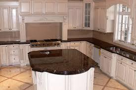 brown granite kitchen countertops
