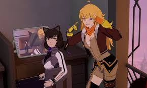 Image result for rwby volume 7 oscar