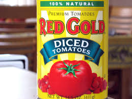 red gold tomatoes and the mysterious