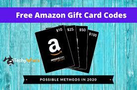 amazon gift card codes generator 2020