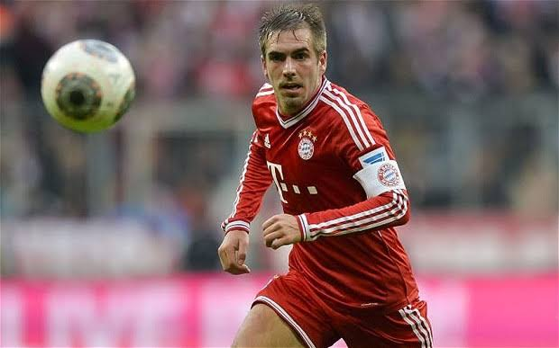 Image result for Philip Lahm Bayern Munich ""