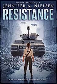 Resistance by Jennifer A. Nielsen