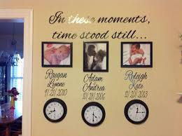 In These Moments Time Stood Still Wall Decal Free By Vinylwhite 50 00 In This Moment Time Stood Still Wall Decals