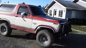 Ford Bronco Bug out Build episode 1 ...