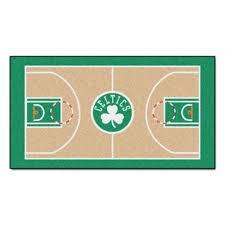 Nba Boston Celtics Basketball Court Runner Bed Bath Beyond