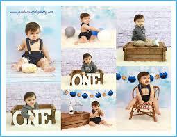 Mason turns ONE ♥ - Jana Burns Photography Service | Facebook