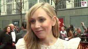 Hattie Morahan Interview Olvier Awards 2013 - YouTube