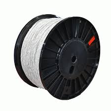 Rappa Reel With White Electric Fence Polywire