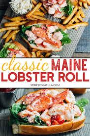 Maine Lobster Rolls | Recipe