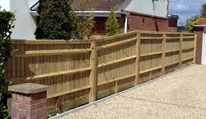 Garden Fence Etiquette Who Gets The Good Side