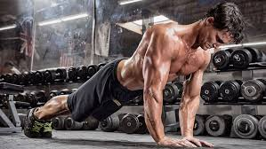bodybuilding exercises without a