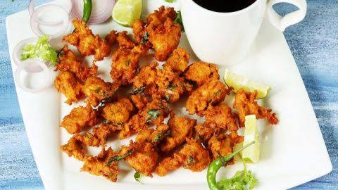 Chicke Pakoda With Bone Less