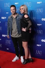 Kristen Smith, Dallas Smith - Kristen Smith and Dallas Smith Photos - 2017  Juno Awards Broadcast - Arrivals - Zimbio