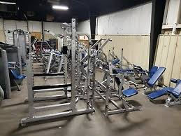 37 piece plete hammer strength gym