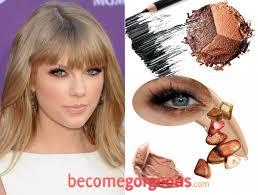eye makeup for white dress cat eye makeup