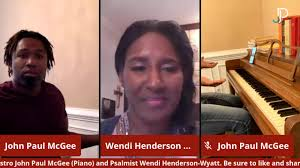 "John Paul McGee - ""Play It Right"" Part 2 with Pastor John Paul McGee & Wendi  Henderson Wyatt   Facebook"
