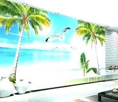 beach themed wall decals premiumchannels
