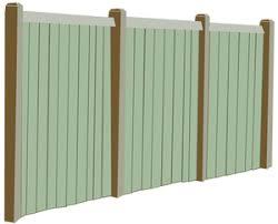 815 Wooden Fence Clipart Public Domain Vectors