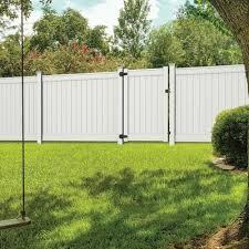 Vinyl Fence Panels At Lowes Com