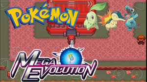 Pokemon Ultra Fire Sun GBA mega Evolution, All Pokemon, Starters ...