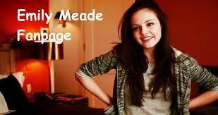 Emily Meade Fanpage - Home | Facebook