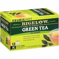 bigelow green tea keurig k cups 72