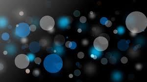 خلفيات للتصميم اضواء زرقاء Youtube
