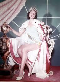 Pageant Queens Sweden: Miss Universe 1957