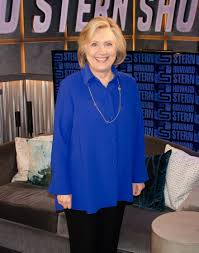 Hillary Rodham Clinton Offers Advice to 2020 Candidates and Reveals Why  Donald Trump's Inauguration Was One of the Hardest Days of Her Life |  Howard Stern