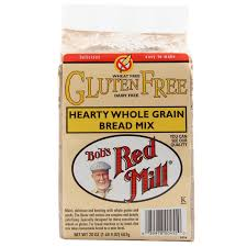 bobs red mill hearty whole grain bread