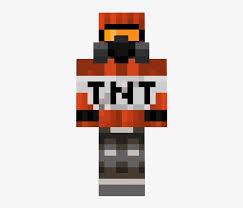 minecraft skins tnt boy transpa