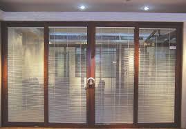 patio door blinds sliding shutters