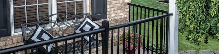 Aluminum Vinyl Fence Aluminum Rail Yard Accents Freedom Outdoor Living For Lowes