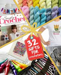 32 gift ideas for crocheters repeat