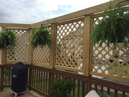 Lattice Privacy Wall Privacy Screen Outdoor Privacy Fence Designs Privacy Fence Deck
