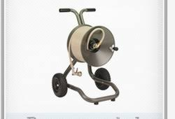 garden hose cart garden carts world