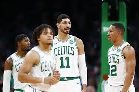 Enes Kanter ruled out for weekend back-to-back - CelticsBlog