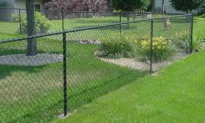 Vinyl Galvanized Chain Link Fences Mn