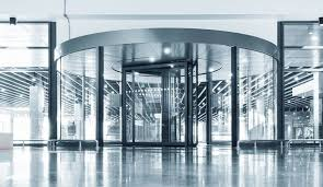 revolving door safety and security