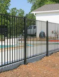 Pin On Aluminum Fencing
