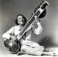 When George Harrison took sitar lessons from Pandit Ravi Shankar -  Rediff.com India News