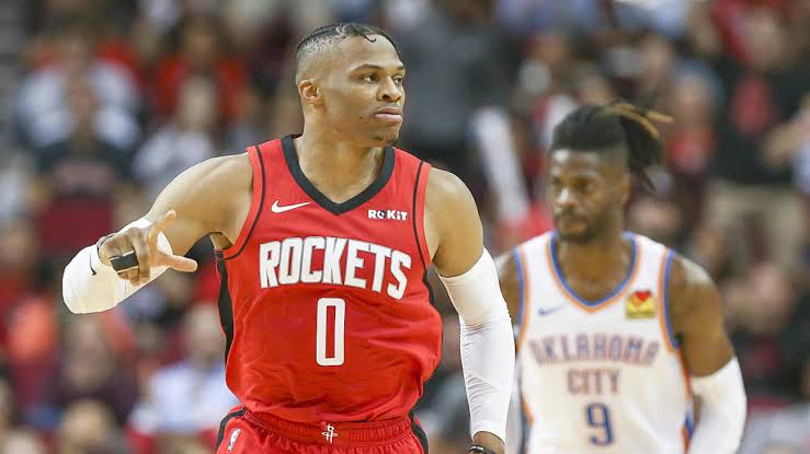 Image result for russell westbrook""