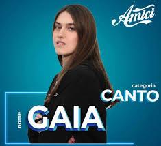 Gaia Gozzi canta Coco Chanel ad Amici 19 (audio e testo)